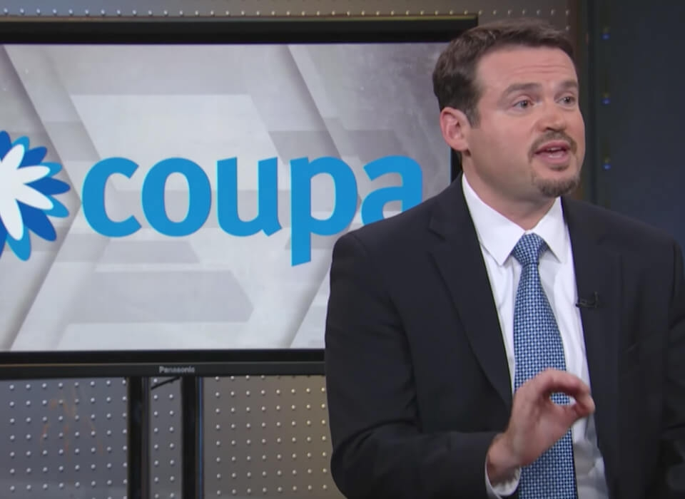 Rob Bernshteyn, CEO of Coupa