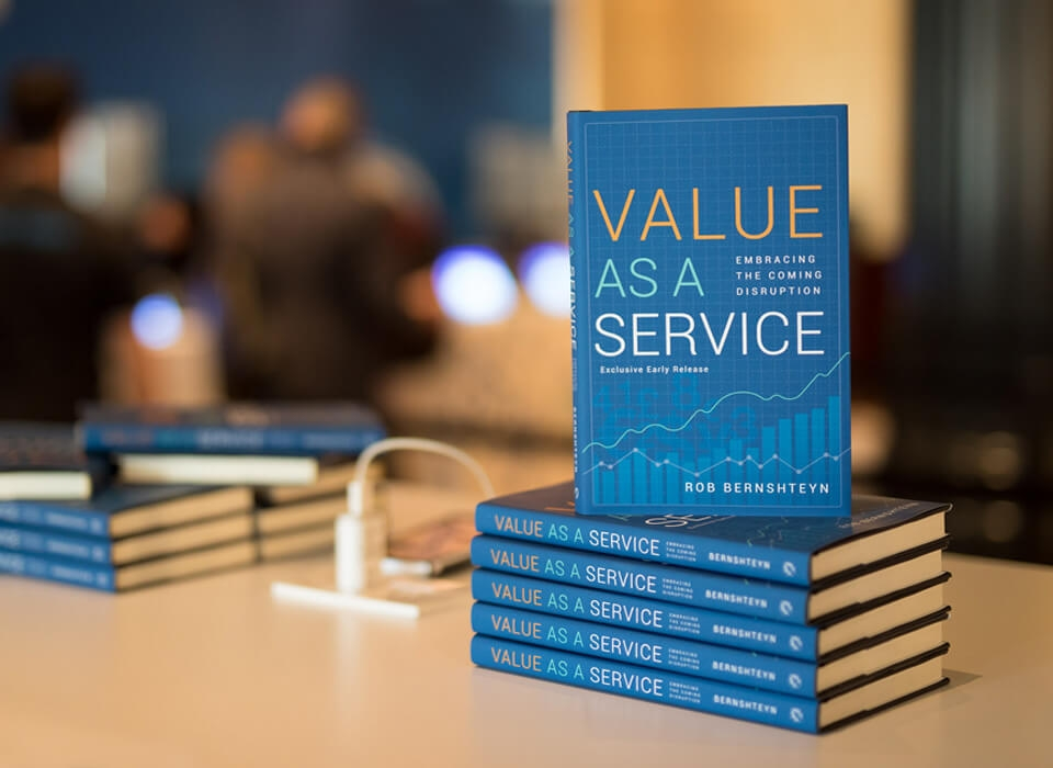 Value as a Service books